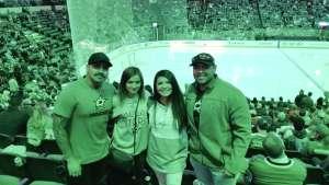 Armando Alvarado attended Dallas Stars vs. Edmonton Oilers on Mar 3rd 2020 via VetTix