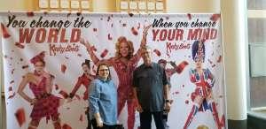 HarveyMcDonald attended Kinky Boots on Feb 29th 2020 via VetTix