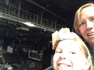 Corey attended Jojo Siwa - D. R. E. A M. on Mar 11th 2020 via VetTix