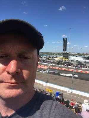 Dave Giusti attended Fanshield 500 - Phoenix Raceway on Mar 8th 2020 via VetTix