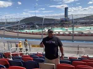 David  attended Fanshield 500 - Phoenix Raceway on Mar 8th 2020 via VetTix