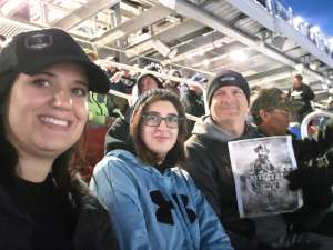 Mike attended SUPERCROSS | RESERVED SEATING -  on Mar 7th 2020 via VetTix