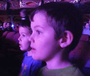 Billy attended Nick Jr. Live! Move to the Music on Mar 6th 2020 via VetTix
