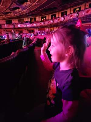 C attended Nick Jr. Live! Move to the Music on Mar 6th 2020 via VetTix