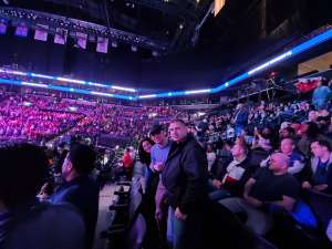Stan attended Premier Boxing Champions: Adam Kownacki vs. Robert Helenius on Mar 7th 2020 via VetTix