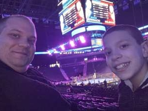 Tommy attended Premier Boxing Champions: Adam Kownacki vs. Robert Helenius on Mar 7th 2020 via VetTix
