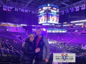 Kenneth attended Premier Boxing Champions: Adam Kownacki vs. Robert Helenius on Mar 7th 2020 via VetTix