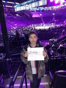 Irene S attended Premier Boxing Champions: Adam Kownacki vs. Robert Helenius on Mar 7th 2020 via VetTix