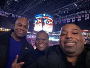 Reggie attended Premier Boxing Champions: Adam Kownacki vs. Robert Helenius on Mar 7th 2020 via VetTix