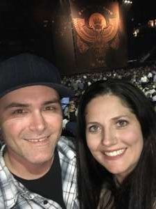 GH attended Zac Brown Band: the Owl Tour on Mar 4th 2020 via VetTix