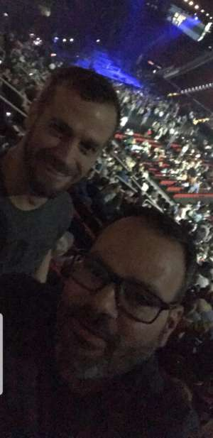 Mark attended Zac Brown Band: the Owl Tour on Mar 4th 2020 via VetTix