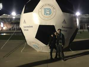 Alan attended Austin Bold FC vs. New Mexico United - USL on Mar 7th 2020 via VetTix