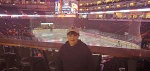 Benzee attended Lehigh Valley Phantoms vs. Bridgeport Sound Tigers - AHL on Mar 8th 2020 via VetTix