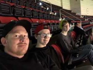 DBJ attended NC State vs. Wake Forest - NCAA Men's Basketball on Mar 6th 2020 via VetTix