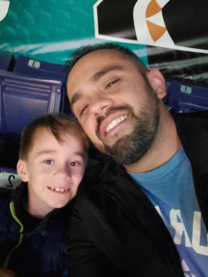 Jacob attended Phoenix Suns vs. Toronto Raptors - NBA on Mar 3rd 2020 via VetTix