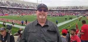 Steven Jones attended Houston Roughnecks vs. Seattle Dragons - XFL on Mar 7th 2020 via VetTix
