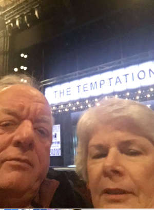 Rob C attended Ain't Too Proud - the Life and Times of the Temptations on Mar 3rd 2020 via VetTix