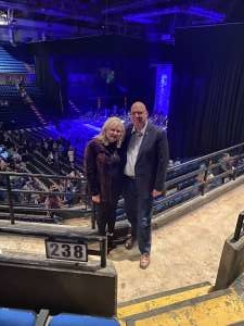 Big John attended Trisha Yearwood With the Baton Rouge Symphony on Mar 7th 2020 via VetTix