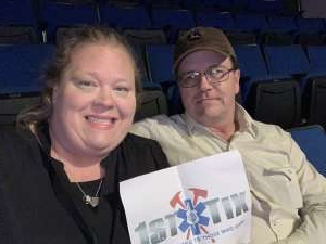 Jeff attended Trisha Yearwood With the Baton Rouge Symphony on Mar 7th 2020 via VetTix