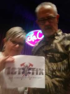 Ron attended LA Cage at Herberger Theater on Mar 6th 2020 via VetTix