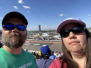 John attended Fanshield 500 - NASCAR Cup Series on Mar 8th 2020 via VetTix