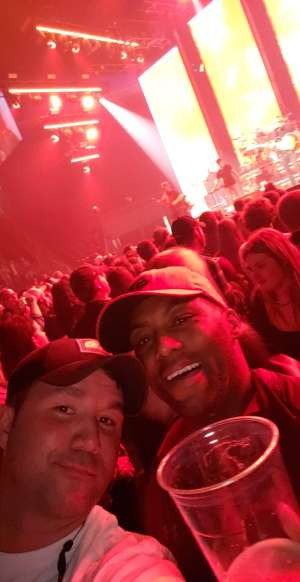 Casey attended Zac Brown Band: The Owl Tour on Mar 5th 2020 via VetTix