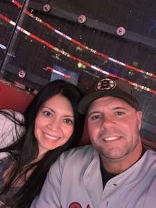 FireMedic attended Florida Panthers vs. Boston Bruins - NHL on Mar 5th 2020 via VetTix
