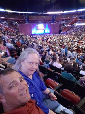 Dave W. attended Jeff Dunham: Seriously on Mar 6th 2020 via VetTix
