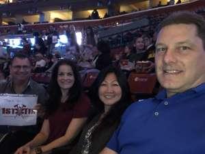 Bobby attended Jeff Dunham: Seriously on Mar 6th 2020 via VetTix