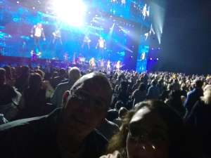 Scott W attended Rod Stewart: the Hits. on Mar 6th 2020 via VetTix