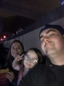 ryan   attended New York Knicks vs. Oklahoma City Thunder - NBA on Mar 6th 2020 via VetTix