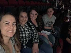 BTucker attended Blake Shelton: Friends and Heroes 2020 on Mar 11th 2020 via VetTix