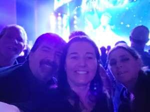 Rhonda attended Rod Stewart: the Hits. on Mar 11th 2020 via VetTix