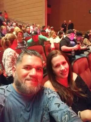 A  Kaleo attended Rod Stewart: the Hits. on Mar 11th 2020 via VetTix