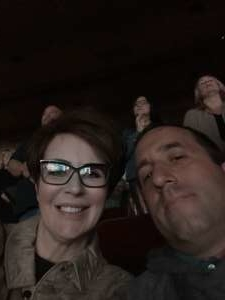 Julie attended Rod Stewart: the Hits. on Mar 14th 2020 via VetTix