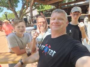 Greg attended Texas Peach Festival on Jun 6th 2020 via VetTix