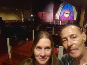Eric R. attended Laugh Factory Presents Chicago's Best Stand Up on Sep 6th 2020 via VetTix