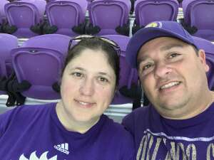 Robert attended Orlando City SC vs. Atlanta United FC - MLS on Sep 5th 2020 via VetTix