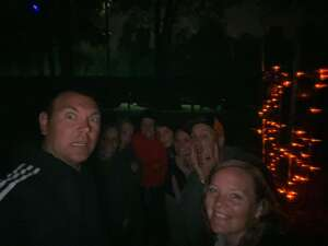 Jimmy attended Psychopath Haunt - Voucher good for 2 Adults on Oct 2nd 2020 via VetTix