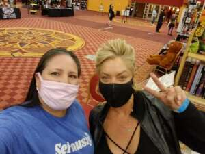 Amy attended Mad Monster Party on Oct 9th 2020 via VetTix