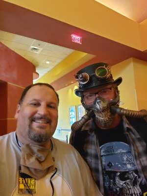 Troy attended Mad Monster Party on Oct 10th 2020 via VetTix
