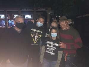 Craig Garris attended Kersey Valley Spookywoods on Oct 2nd 2020 via VetTix
