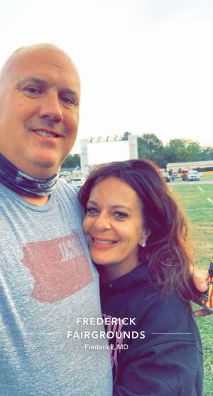 Chris  attended A Drive-in Movie Evening With Platoon 22 on Oct 9th 2020 via VetTix