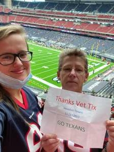 Click To Read More Feedback from Houston Texans vs. Jacksonville Jaguars - NFL