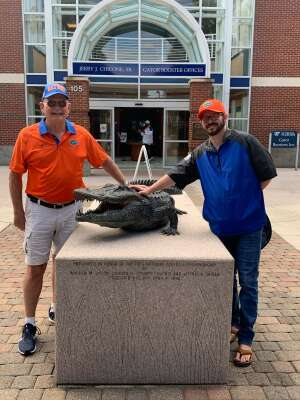Brian S attended University of Florida Gators vs. University of Kentucky Wildcats - NCAA Football on Nov 28th 2020 via VetTix