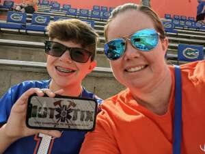 Chad attended University of Florida Gators vs. University of Kentucky Wildcats - NCAA Football on Nov 28th 2020 via VetTix