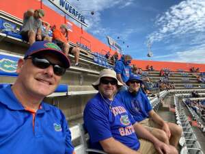 ST attended University of Florida Gators vs. University of Kentucky Wildcats - NCAA Football on Nov 28th 2020 via VetTix