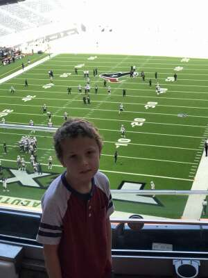 Dan Perry attended Houston Texans vs. New England Patriots - NFL on Nov 22nd 2020 via VetTix