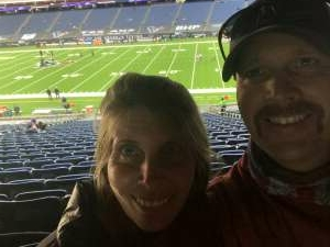 Ron attended Houston Texans vs. New England Patriots - NFL on Nov 22nd 2020 via VetTix
