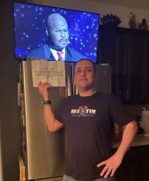 Rich attended Trans Siberian Orchestra Livestream Concert Experience - Christmas Eve and Other Stories on Dec 18th 2020 via VetTix